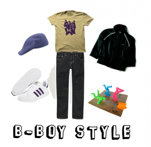 BBoy Outfit
