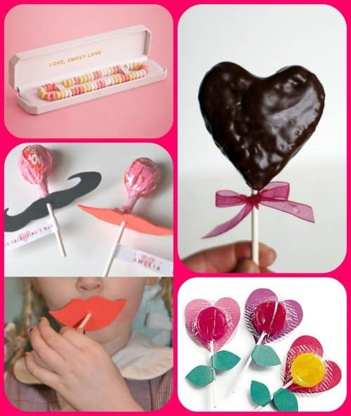 Valentine Sweet Treat Ideas