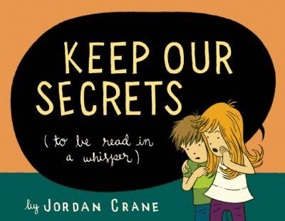 keep our secrets book by McSweeney's