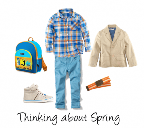 Spring Boys Outfit