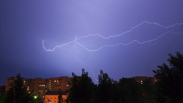 A Family Tradition for Thunderstorms