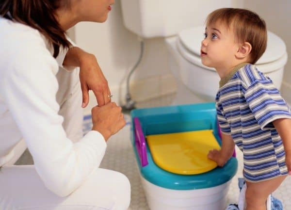 Potty training peeing in pants deliberately