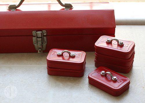 Altoids Mini Tool Box for Father's Day