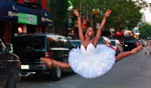 Michaela DePrince First Position Ballet Documentary