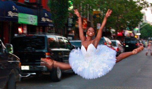 Michaela DePrince First Position Ballet Documentary