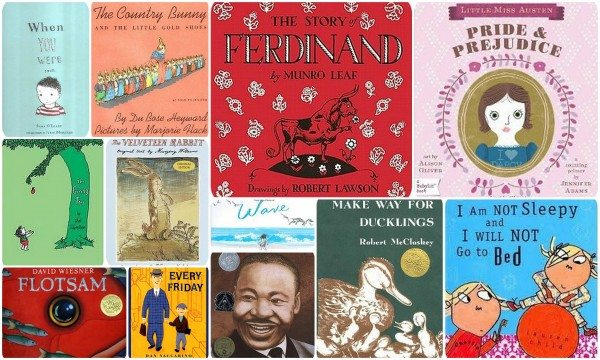 My Favorite Children's Books for Young Ones