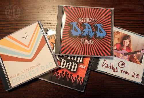 variety of CD Printables For Father's Day