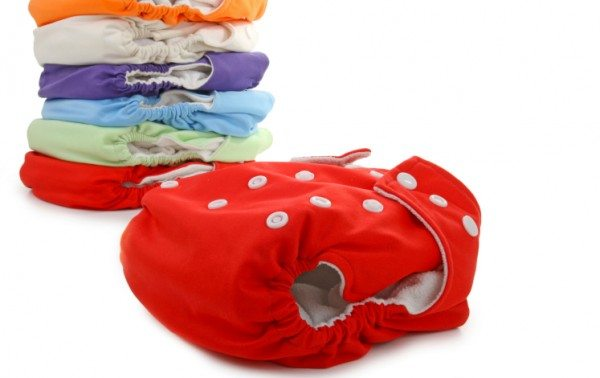 Cloth Diapers & Homemade Detergent