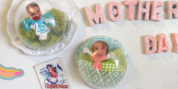 More Mother's Day Photo Magnets!