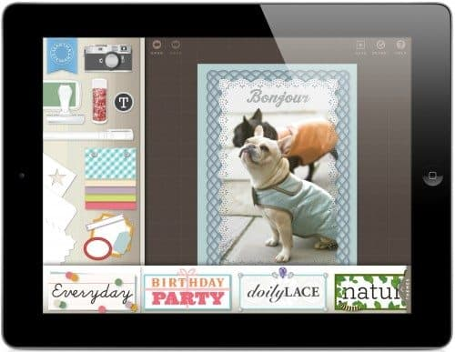 Martha Stewart CraftStudio App