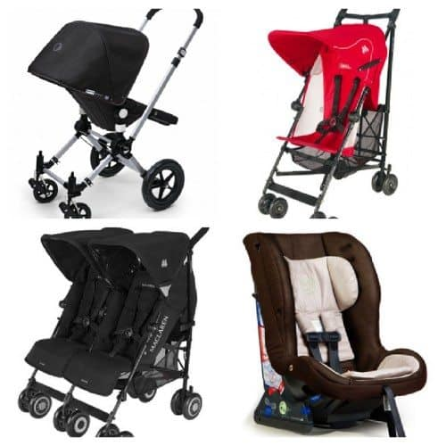 Stroller Sale (Semi-Annual) at Gilt Kids: Don't Miss It!