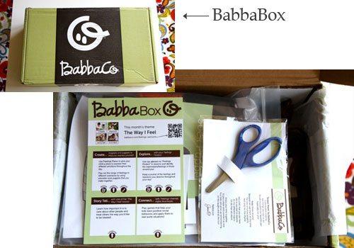 BabbaBox-box