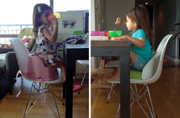 Dining Booster Seats Reviewed: The Yay to the Nay