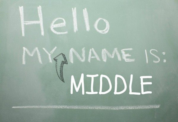 Can You 'Steal' a Middle Name?