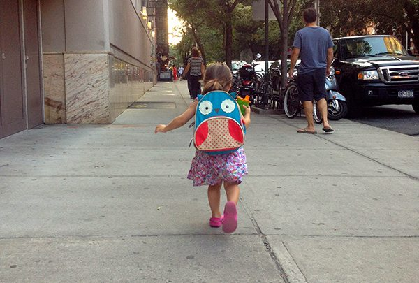 Preschooler Backpacks: The Yay to the Nay