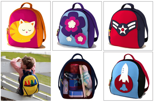 Toddler Backpacks Reviewed | Alpha Mom