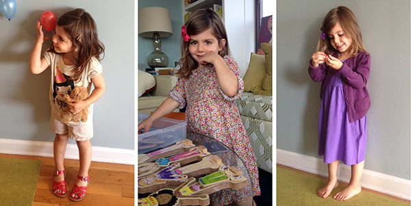 Back-to-Preschool Clothes Shopping: The Yay to the Nay