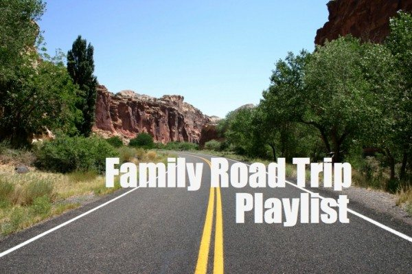 family road trip playlist