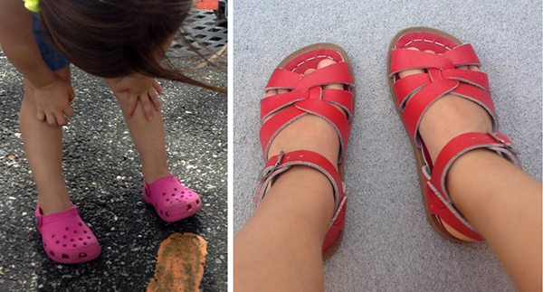 Toddler Summer Shoes Reviewed: The Yay to the Nay
