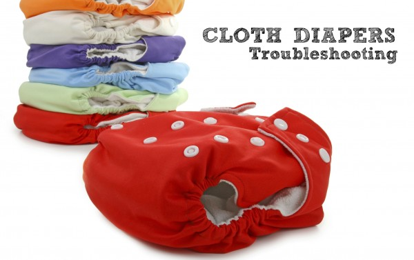 Cloth Diaper Troubleshooting: Wet Wool Covers