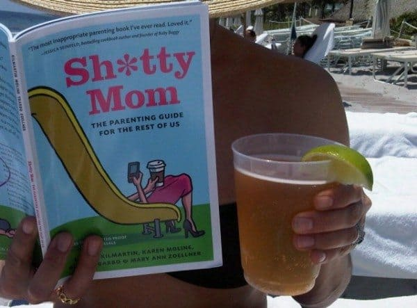 sh*tty mom book