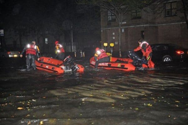 #GivingTuesday: Hurricane Sandy Aid Edition