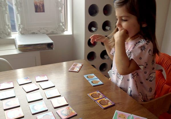 First Card Games for Kids
