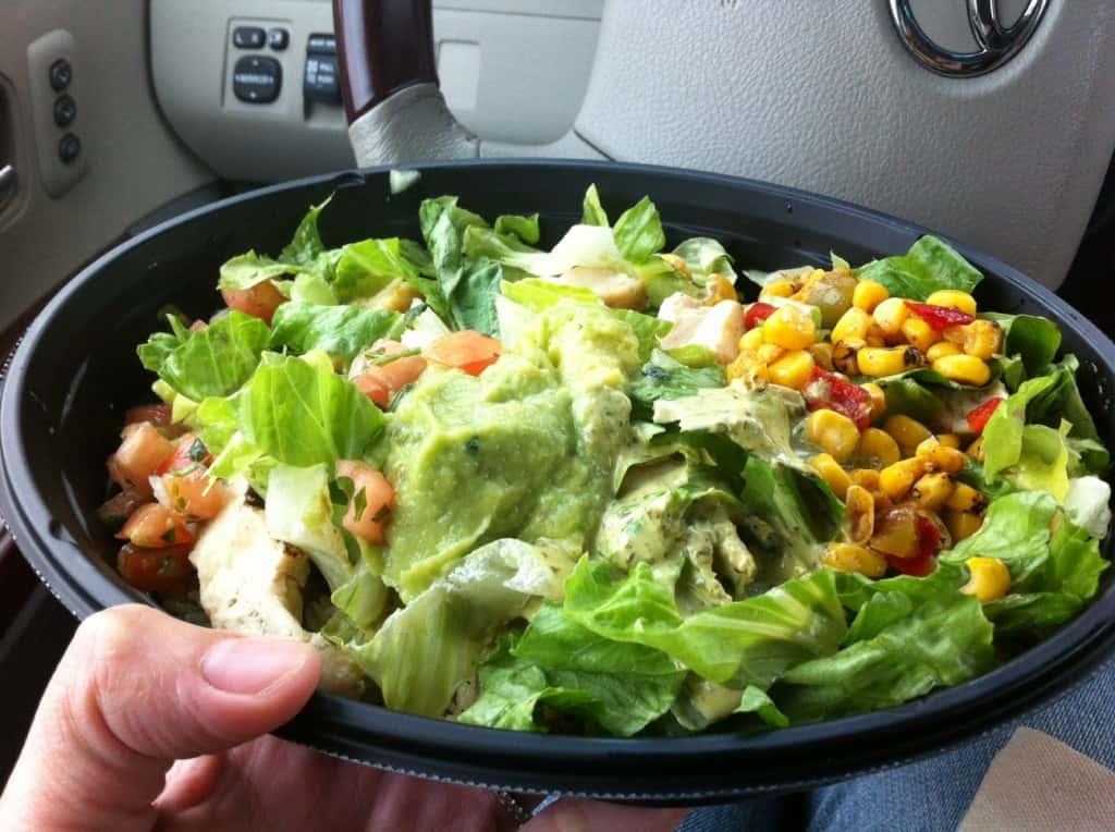 Taco bell veggie power bowl
