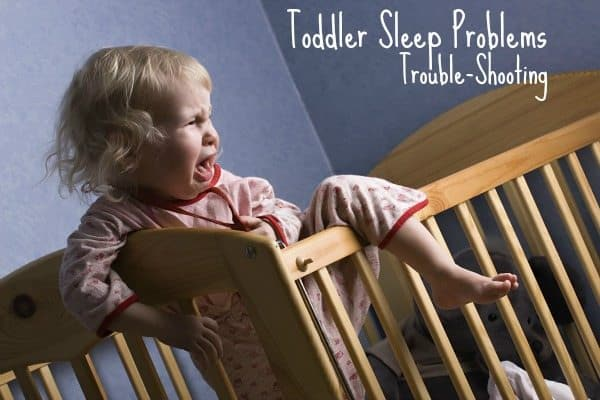 toddler sleep problems travel