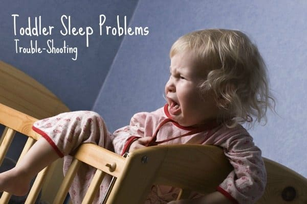 toddler sleep problems during travel