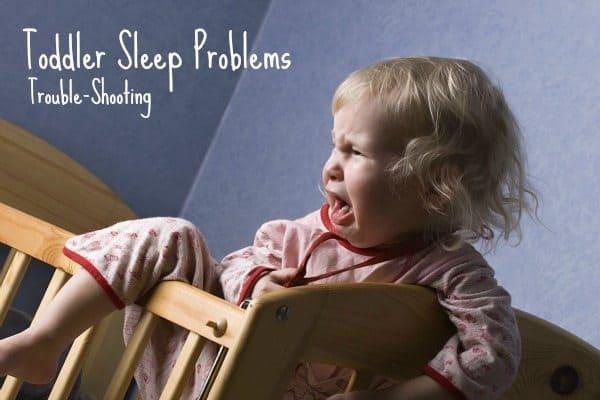 toddler sleep problems during travel