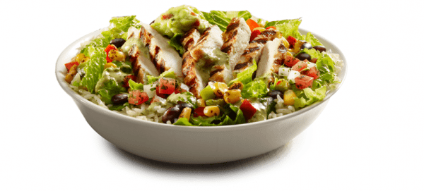 Expect the Unexpected: Taco Bell Cantina Bowl