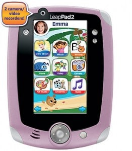 leapfrog leappad2 learning tablet reviewed