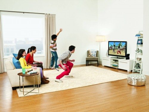 Kinect by Microsoft