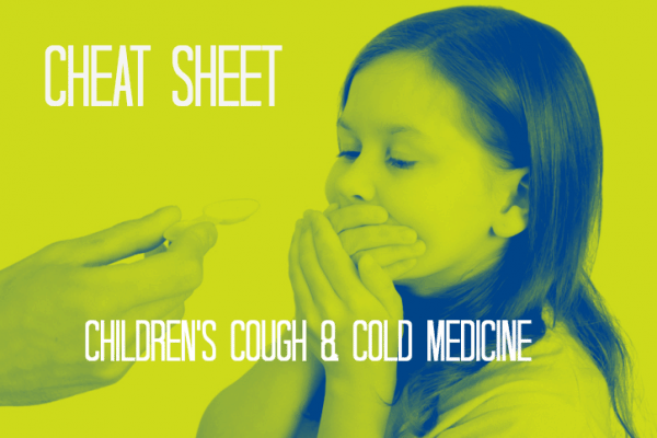 What You Need To Know About Children's Cough and Cold Medicine
