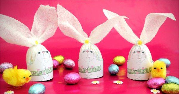 cadbury creme egg bunny wrapper