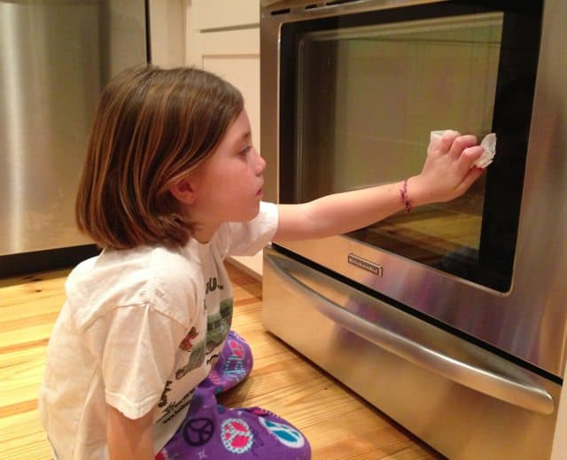 Family Experiment with Choreganizers: Getting Kids To Do More Around the House