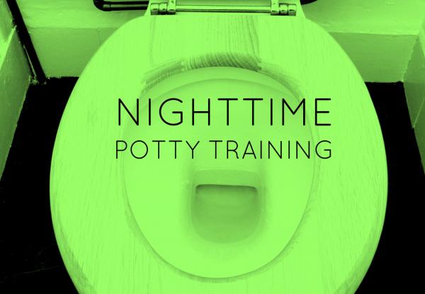 The Daytime Caretaker vs. Nighttime Potty Training