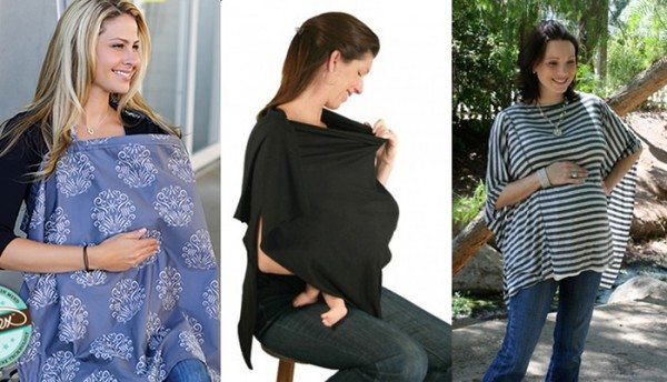 Nursing Covers: The Yay to the Nay