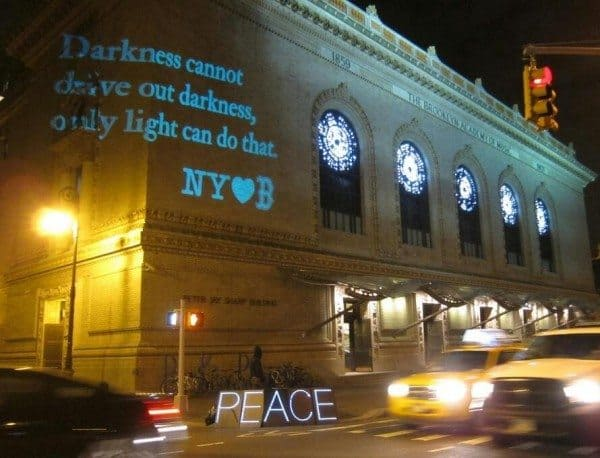 Boston tribute by The Illuminator