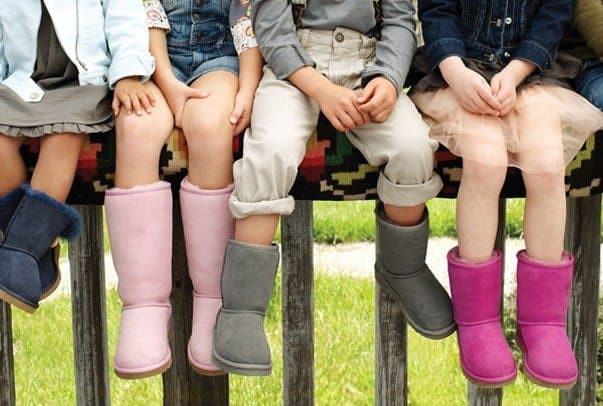 Ugg Envy: When Your Child Wants a Name Brand and It's Just Not in the Budget