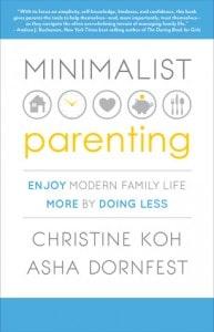 Minimalist Parenting Book discussion