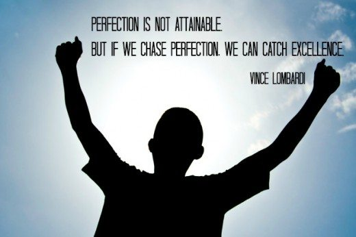 Raising a Perfectionist