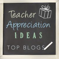 teacher appreciation top blogs