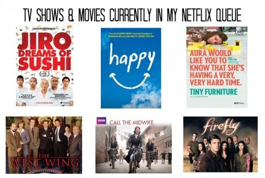 TV Shows & Movies on Netflix to watch