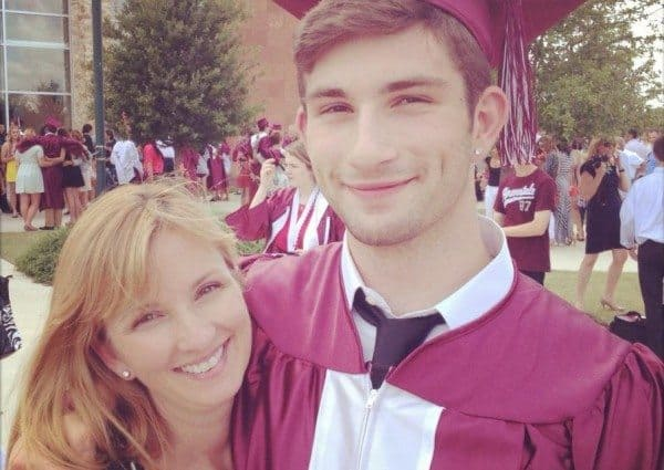 Letter To My Son On His High School Graduation Day