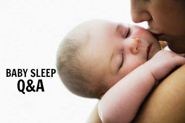 Baby Sleep Questions Answered