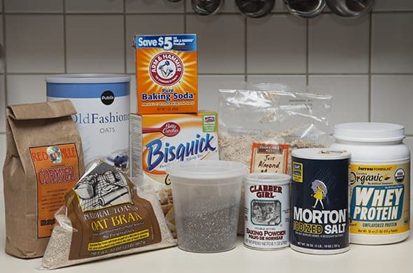 Make Your Own Multigrain (Gluten-Free!) Pancake Mix for Your Family