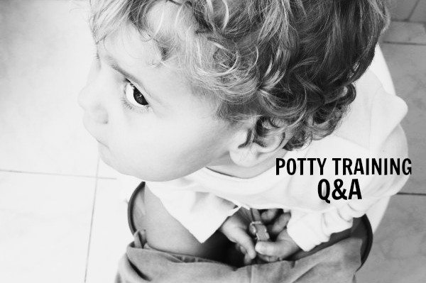 Potty Training Wars: Boot Camp Rebellion