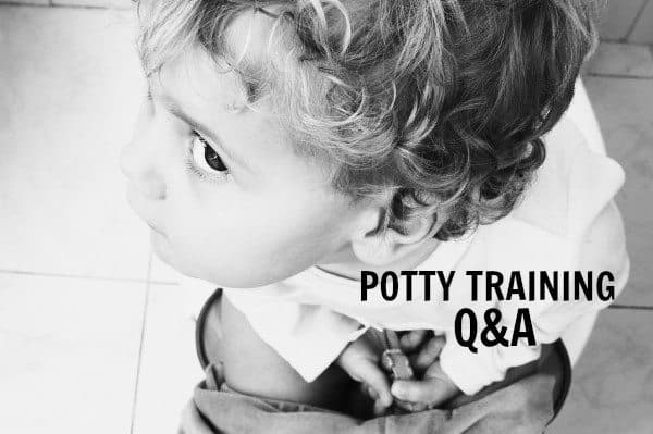 Potty Training and Is My Toddler Ready?